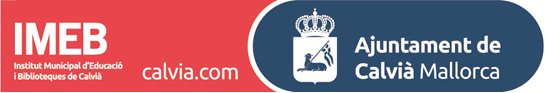 Institut Municipal d'Educació i Biblioteques de Calvià